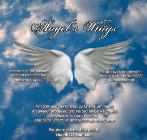 The Angel's Wings CD cover.