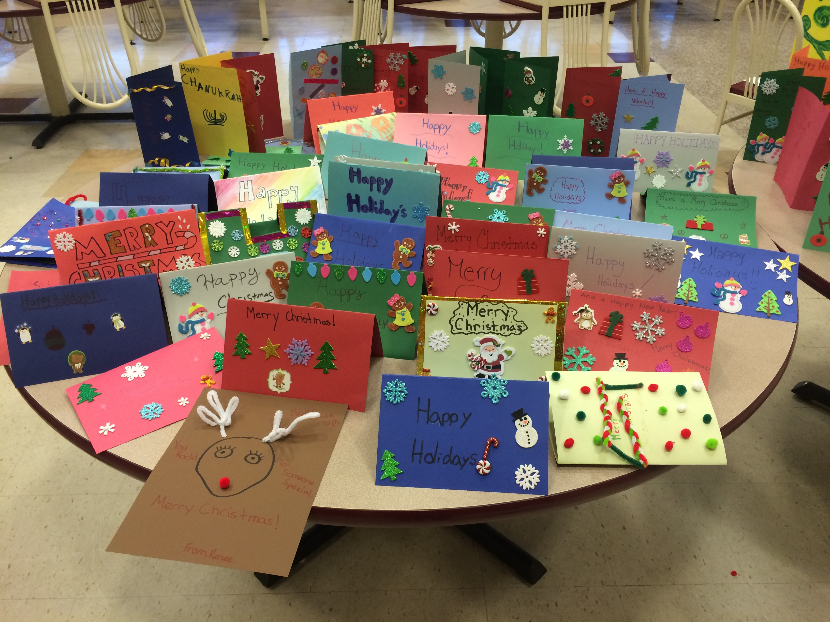 Image result for holiday card making kids